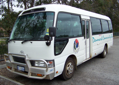 Denmark Community Bus