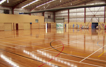 Recreation Centre Courts