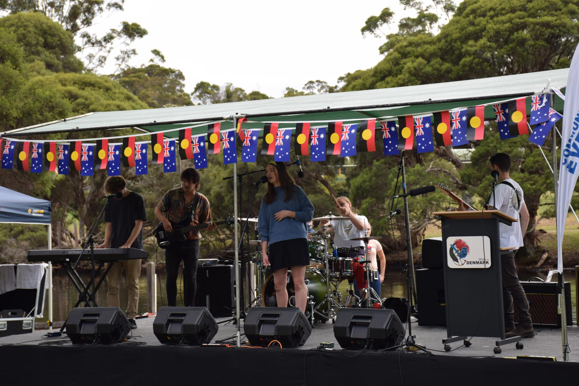 Play at the Australia Day 2021 community event!