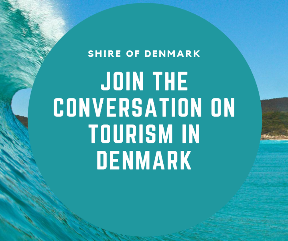 Join the conversation on tourism in Denmark