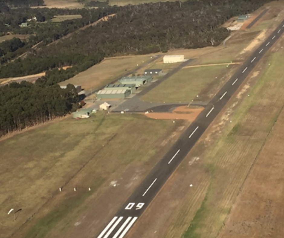 Funding to improve safety at Denmark Airstrip