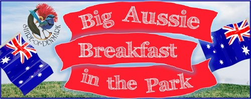 Big Aussie Breakfast in the Park