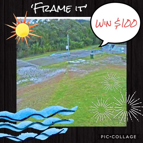 Frame It Competition