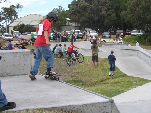 Shire of Denmark Skate Park
