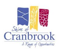Shire of Cranbrook