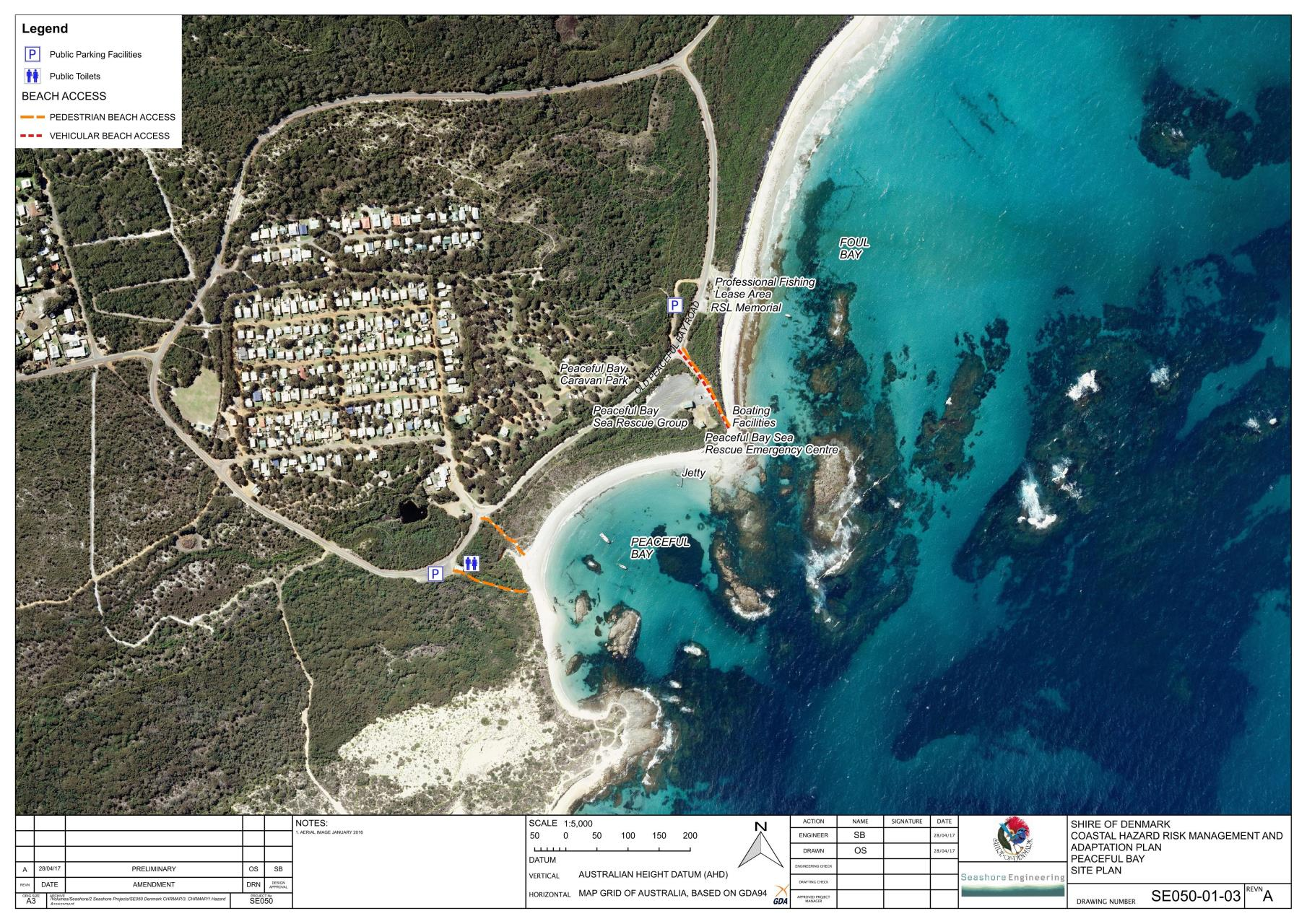 Ocean beach and peaceful bay coast plan and concept plan shire of when gumiabroncs Image collections